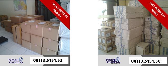 Jasa Ekspedisi Murah - Himeji Express kami menyediakan jasa pengiriman paket atau barang dengan sistem DOOR to DOOR dari kota Banda Aceh, Medan, Pekanbaru, Padang, Palembang, Jambi, Bengkulu, Bandar Lampung ke Semua Daerah yang ada di Indonesia. Jasa Ekpedisi Pengiriman barang atau paket bisa disesuaikan dengan keperluan Anda yang tentunya lebih MURAH, CEPAT, TEPAT dan AMAN untuk barang atau paket yang akan Anda kirimkan. Jasa pengiriman kami meliputi : 1. Pengiriman Paket Melewati Trek Darat 2. Pengiriman Paket melewati Jalur Laut 3. Pengiriman paket melewati Trek UDARA Karena keperluan pelanggan merupakan hal penting untuk dipandang, Kami senantiasa berusaha untuk memberikan solusi atas kebutuhan pelanggan untuk mengirimkan barang atau paket dengan pelayanan prima yang berorientasi pada keperluan pelanggan-pelanggan kami di masa yang akan datang. Sehingga adanya kami dalam jasa Ekspedisi pengiriman memberi poin nilai tambah untuk problem yang terkait dengan pengantaran atau pengiriman barang. Hubungi Kami Jasa Pengiriman Barang Antar Kota Kami bisa mengirim ke beragam wilayah di Indonesia, meliputi: Propinsi Lampung, Propinsi Banten, Propinsi DKI Jakarta, Propinsi Jawa Barat, Propinsi Jawa Tengah, Propinsi DI Yogyakarta, Propinsi Jawa Timur, Propinsi Bali, Propinsi Nusa Tenggara Barat, Propinsi Nusa Tenggara Timur, Propinsi Papua dan sekitarnya, Propinsi Aceh, Propinsi Sumatera Utara, Propinsi Sumatera Barat, Propinsi Jambi, Propinsi Riau Kepulauan, Propinsi Sumatera Selatan, Propinsi Bengkulu, Propinsi Kalimantan Timur, Propinsi Kalimantan Tengah, Propinsi Kalimantan Barat, Propinsi Sulawesi Selatan, Propinsi Sulawesi Tengah, Propinsi Sulawesi Tenggara, Propinsi Sulawesi Utara dan Gorontalo, Propinsi Maluku dan sekitarnya Kirimkan paket Anda dengan Aman dan Cepat Sampai dengan memakai jasa kami Himeji Express Hubungi Kami Jasa Ekspedisi Kirim Barang Antar Pulau Layanan Jasa Pengiriman Yang Kami Layani Antara Lain: Door to Hub (Barang yang diambil di kantor perwak