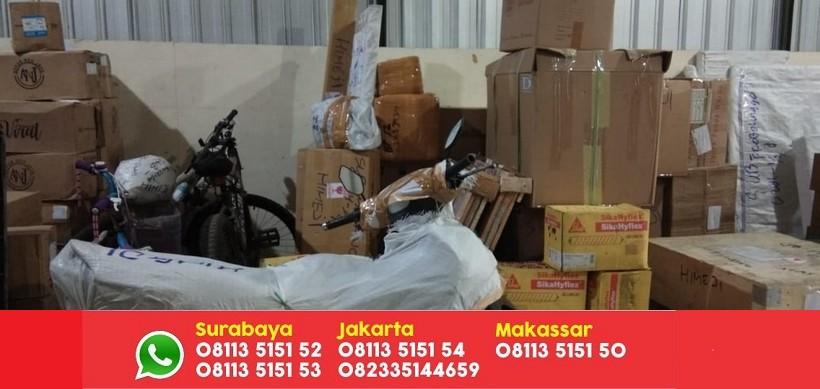 Kirim Motor Makassar Manokwari