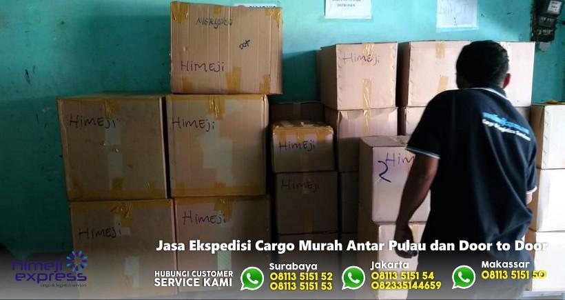 Ekspedisi Murah Makassar Bayung Lencir