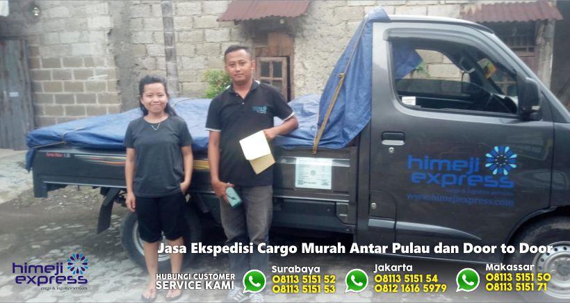 Cargo Surabaya Pesisir Barat