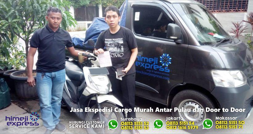 Kirim Motor Bogor Manokwari