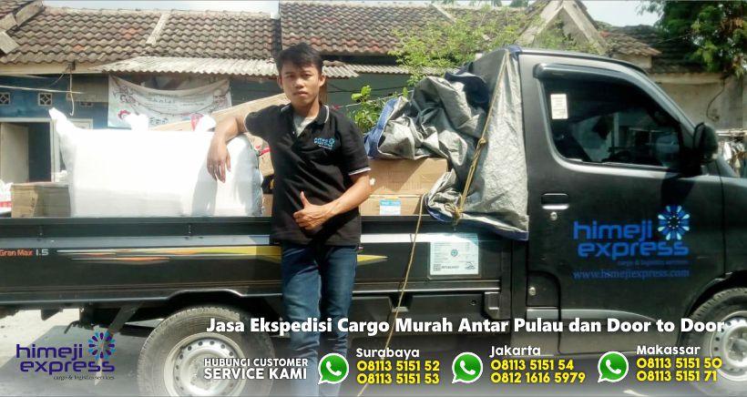 Kirim Motor Bogor Surabaya