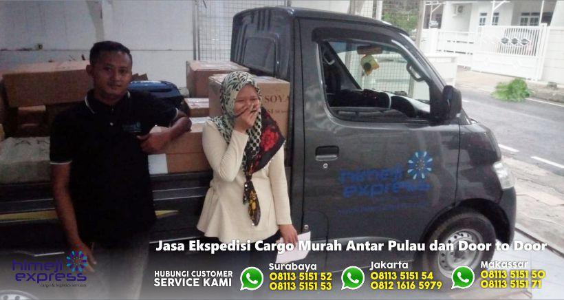 Cargo Surabaya Lampung Tengah