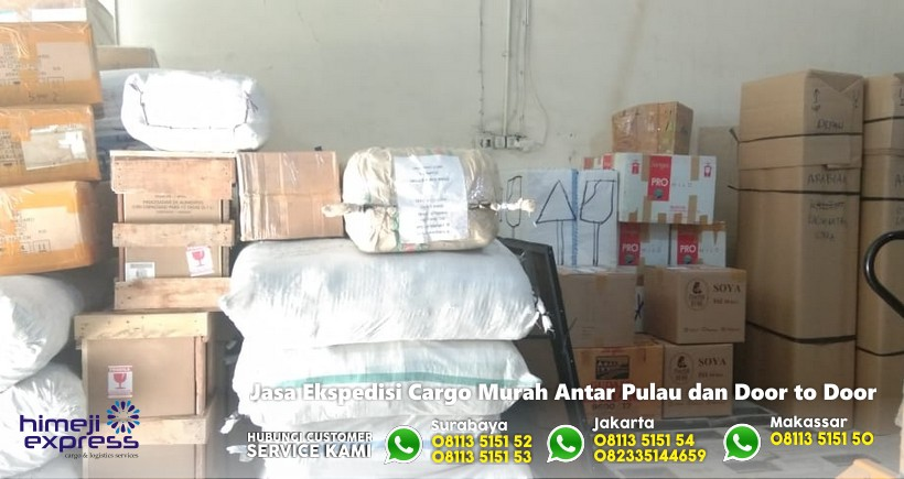 Ekspedisi Murah Makassar Tugu Mulyo
