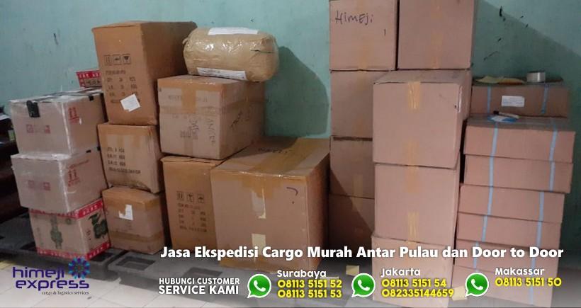 Ekspedisi Surabaya Balikpapan