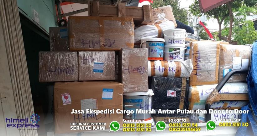 Pengiriman Barang Makassar Tanjung Pinang