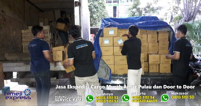 Kirim Motor Makassar Tanjung Pinang