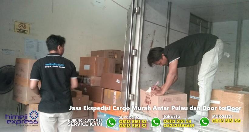 Ekspedisi Makassar-Palu yang Murah dan Cepat