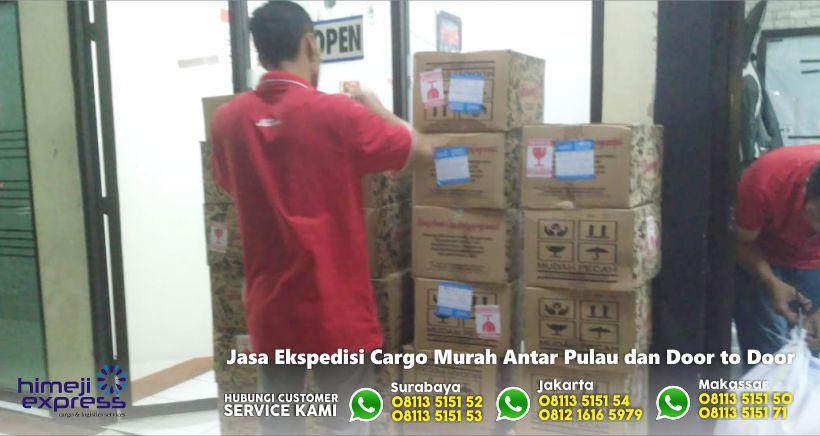 Cargo Surabaya Lampung Barat