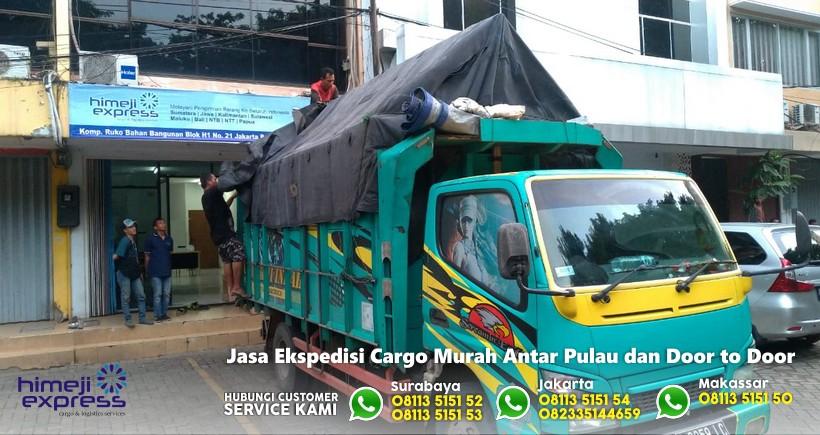 Jasa Ekspedisi dari Surabaya ke Seluruh Indonesia