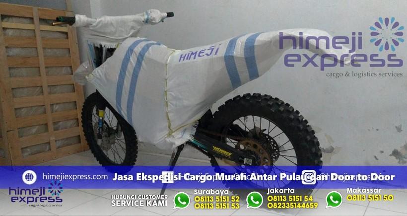 Jasa Kirim Sepeda Motor dari Surabaya yang Murah