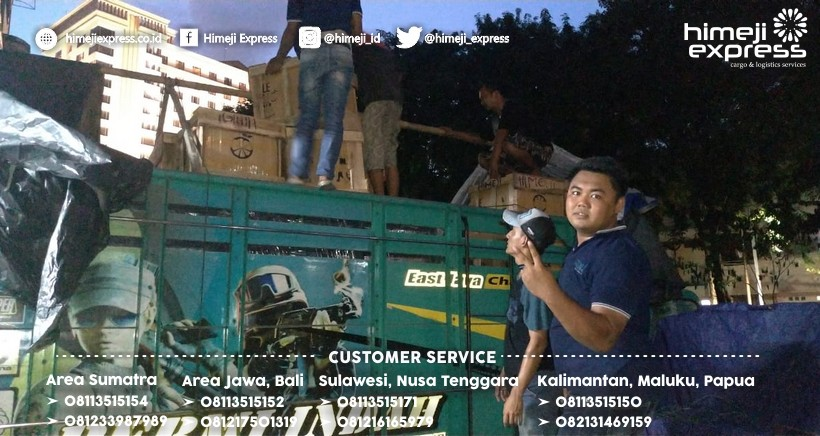 Sewa Truk Jakarta Pekanbaru