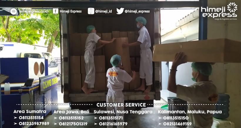 Ekspedisi Cirebon Tulang Bawang