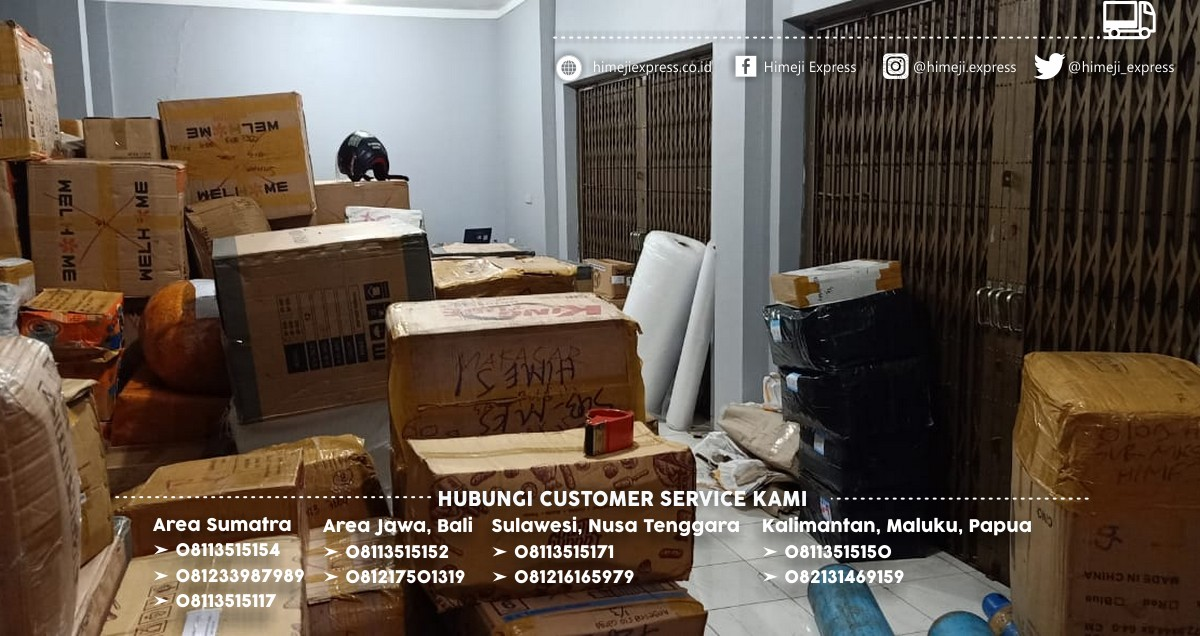 Tarif Lengkap Ekspedisi Bandung ke Lampung