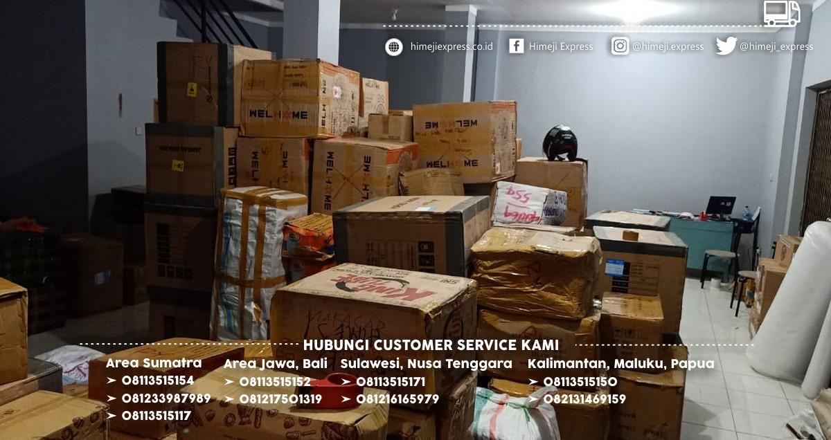 Tarif Lengkap Ekspedisi Bandung ke Kepulauan Bangka Belitung