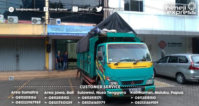 Tarif Lengkap Ekspedisi Makassar ke Gorontalo