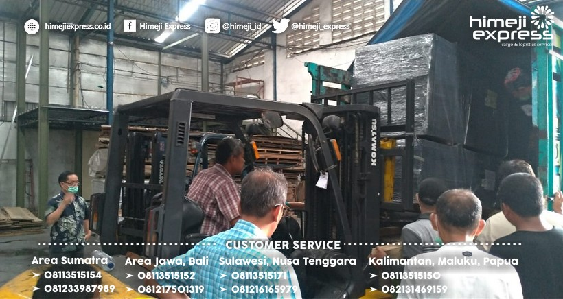 Tarif Lengkap Ekspedisi Makassar ke Sulawesi Tengah