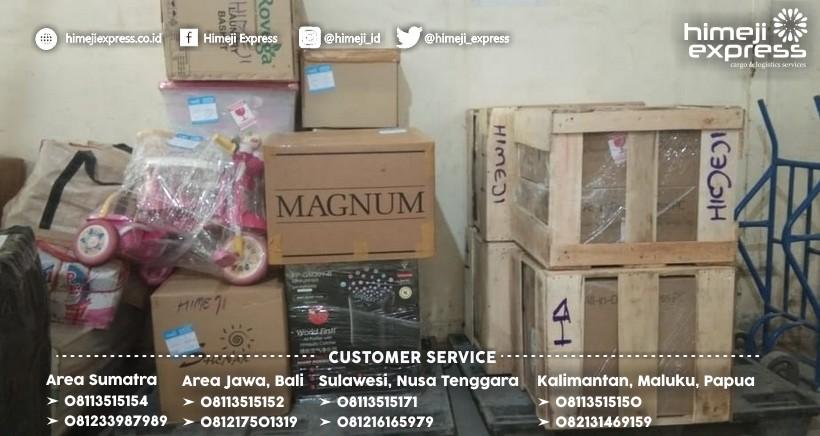 Tarif Lengkap Ekspedisi Makassar ke DI Yogyakarta