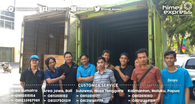Tarif Lengkap Ekspedisi Makassar ke Kepulauan Bangka Belitung
