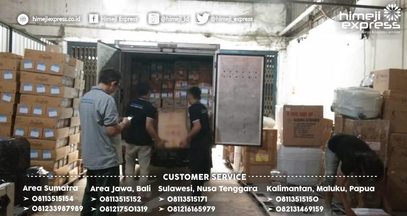 Barang Pindahan Jakarta Empat Lawang