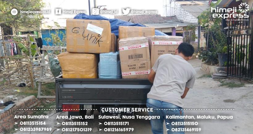 Tarif Lengkap Ekspedisi Bandung ke Kepulauan Riau