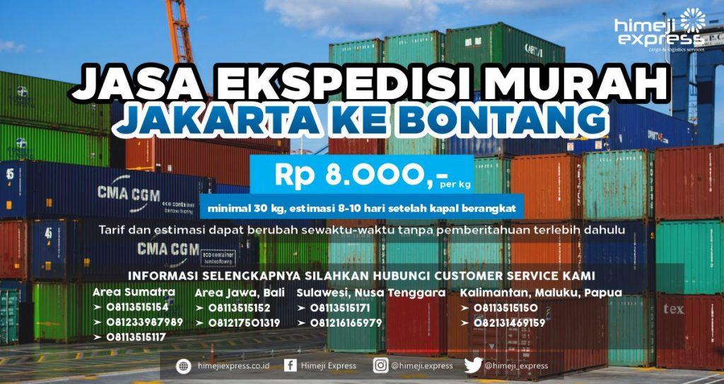 Ekspedisi Murah Jakarta ke Bontang