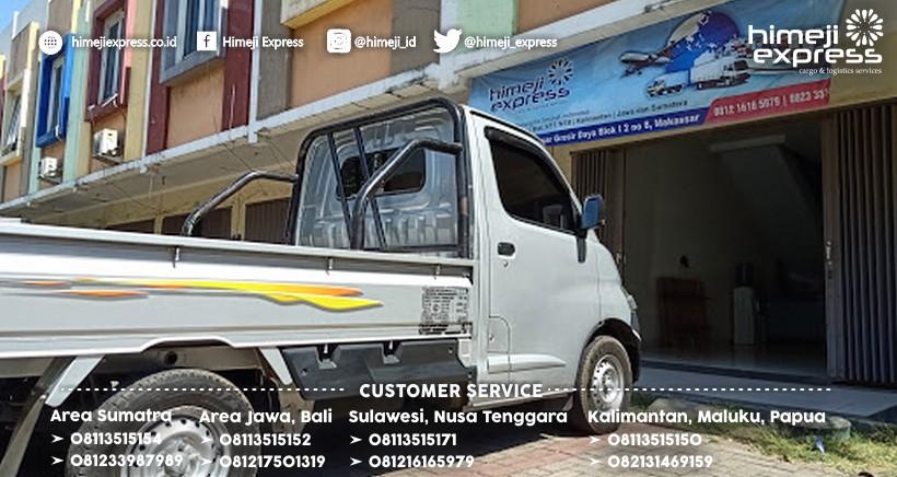 Ekspedisi Palembang Semarang
