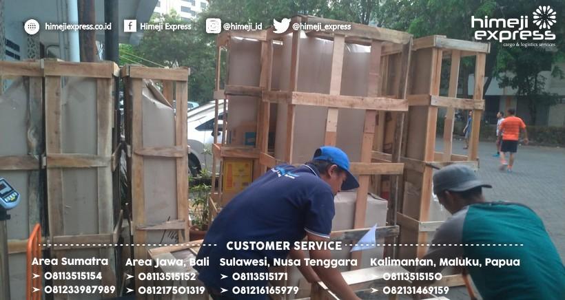 Ekspedisi Sangatta Bandar Lampung