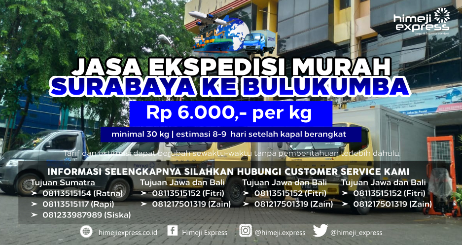 Jasa_Ekspedisi_Murah_Surabaya_ke_Bulukumba
