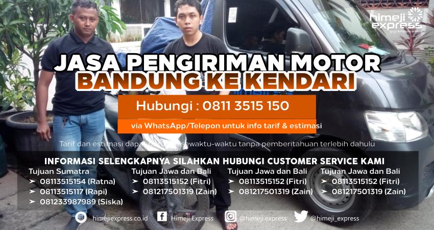 Jasa_Kirim_Motor_Bandung_ke_Kendari
