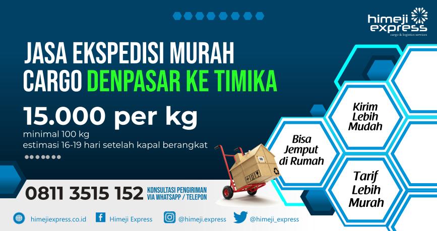 Jasa_Ekspedisi_Denpasar_ke_Timika