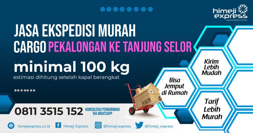 MURAH 08113515152 Jasa Ekspedisi Pekalongan ke Tanjung Selor